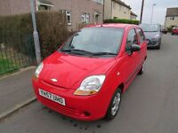 Very Reliable 57 Chevrolet Matiz 0.8L very cheap to insure and run
