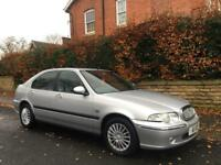 2004 model rover 45 1.4 Impression 3 Low Miles
