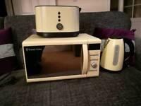 Microwave / toaster /kettle