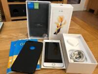 Unlocked Iphone 6S Plus + goodies