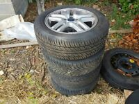 Ford alloy wheels 16 inch Ford C-Max Ford Focus Ford Transit Connect Any other Ford Models