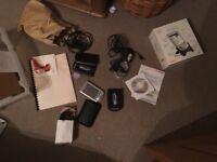 Compaq iPaq handheld bundle