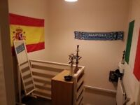 Room Available with Phd Student