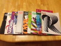 Eye Magazine Job lot sale, perfect for Graphic Designers/Students