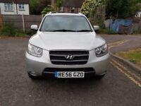 2006 Hyundai Santa Fe 2.2 CRTD CDX+ 5dr (7 Seats) Manual @07445775115