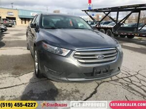 2013 Ford Taurus SEL   AWD   LEATHER   ROOF   NAV