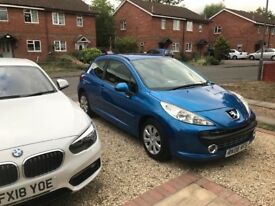 Peugeot 207 M play 1.4 (year 2008)