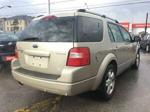 2005 Ford Freestyle LIMITED AWD WITH LEATHER & SUNROOF Oakville / Halton Region Toronto (GTA) image 5