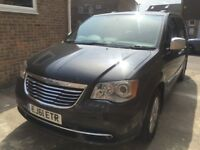 Chrysler Grand Voyager 2.8 CRD Limited 2011