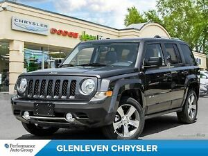 2016 Jeep Patriot BRAND NEW, HIGH ALTITUDE, SUNROOF