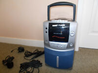 Alba karaoke machine