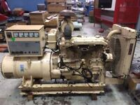 Dale 40KW and F G Wilson 14KW Generators
