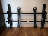 Adjustable tilting TV Wall mount - free of rust, normally £160