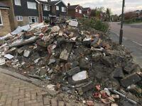 Hardcore rubble bricks and soil free of charge (Heatherside)