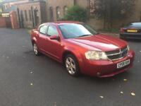 DODGE AVENGER SXT AUTOMATIC