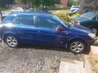 Vauxhall astra 1.6 SXI petrol