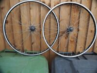 Pair of Max Alloy Rims in very good condition Size 24 inch
