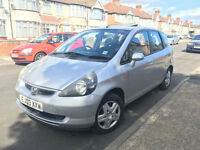 Honda Jazz 1.4 DSi SE 2003, Low Mileage, Just Serviced, HPI Clear