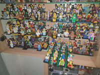 Genuine Lego Series Minifigures!!