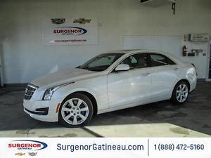 2016 Cadillac ATS AWD 2.0
