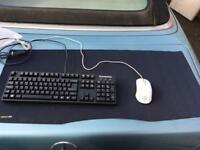 Gaming Keyboard, Mouse and Mat