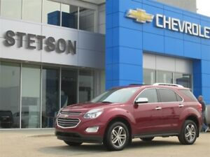 2017 Chevrolet Equinox Premier V6 AWD True North NAV Sunroof