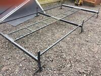 Ford transit roof rack and ladder