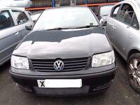 BREAKING --- Volkswagen Polo E Auto 1.4L Petrol 59BHP ----2000- AUD Engine EHD Gear Box