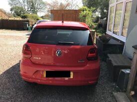 VW Polo 1,2 TSI Match Edition 90PS 5Dr