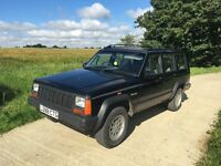 Grand Jeep Cherokee 4x4 (Px) £1300 ONO. Swap for VW Caddy/Astra Van