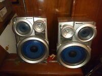Panasonice speakers