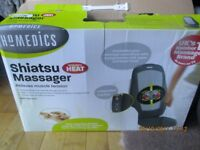 HOMEDICS SHIATSU Massage chair
