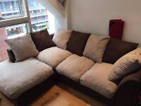 Corner Sofa actual price at argos £499.99