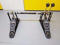 "Tama Iron Cobra ""Power Glide"" Double Bass Pedals - £150"