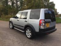 Discovery 4 HSE Lookalike - 7 Leather Seats - Private Reg 4x4