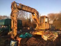 Vintage Ford H42 12 ton Digger Excavator for restoration NR BRIGHTON