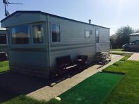 Static Caravan For Sale - Skirting and Double Glazing with ~driveway near Bridlington