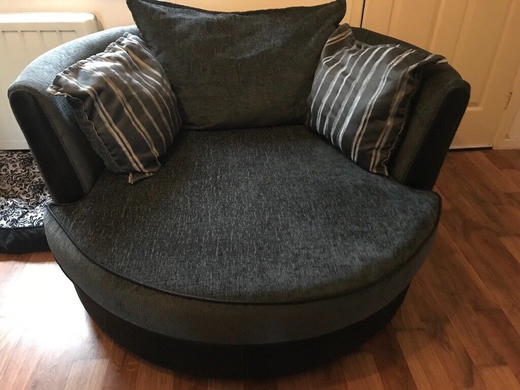 Large Swivel Cuddle Chair | in Cheshunt, Hertfordshire ...