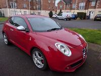 09 Alfa Romeo MiTo 1.6 JTDM Veloce 120 Bhp 6 Speed