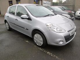 Renault Clio 1.2 16V 75 BIZU WITH ONLY 50133 MILES