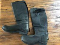 BARGAIN: Toggi Long Riding Boots Size 6 (39)