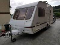 Swift accord 2 berth 2003 full set up with motor mover