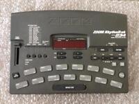 Zoom Rhythmtrak 234 -Drum/Bass machine