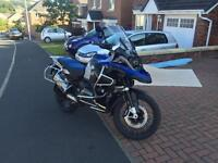 Bmw GS 1200 Adventure TE FSH perfect condition