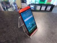 HTC One M8, Unlocked to any network, Red