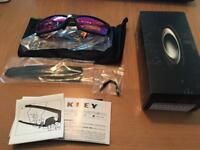 Oakley Crossrange Prizm Trail sunglasses brand new RRP £145