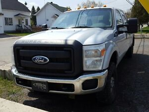 2011 Ford Super Duty F-250 SRW XL CREWCAB 4X4 CAISSE LONGUE V8 6