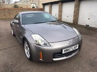 NISSAN 350Z SPECIAL EDITION ( 313 ) GT PACK 3498CC UK CAR NOT IMPORTED only 42k miles BOSE SYSTEM