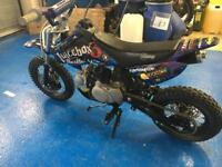 Stomp 110 pit bike not crf or ktm