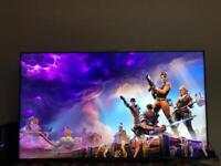 """SAMSUNG 55"""" Series 8000 Full HD 1080p Smart 3D LED TV with Voice & Motion Control System"""